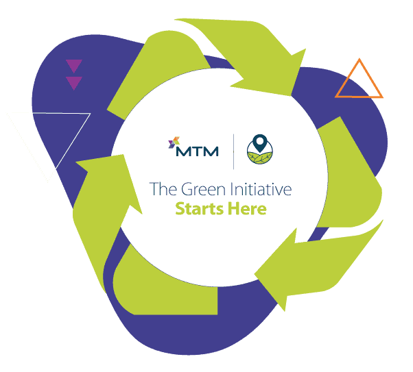 MTM and MTM Transit leadership are dedicated to going green and becoming more sustainable.
