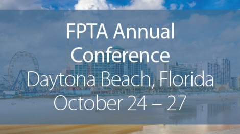 MTM Transit will be at the FTPA Annual Conference in October.